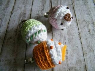 Bastelidee: Nadelkissenringe unwiderstehlich süß und praktisch!