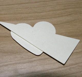 Romantische Magnet-Namenschilder für eine traumhafte Hochzeit