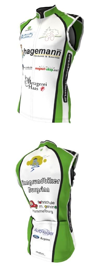 trikot aermellos 400x1024 Neues Team Trikot für die Sinngrundbiker   magnet shop.net als Sponsor
