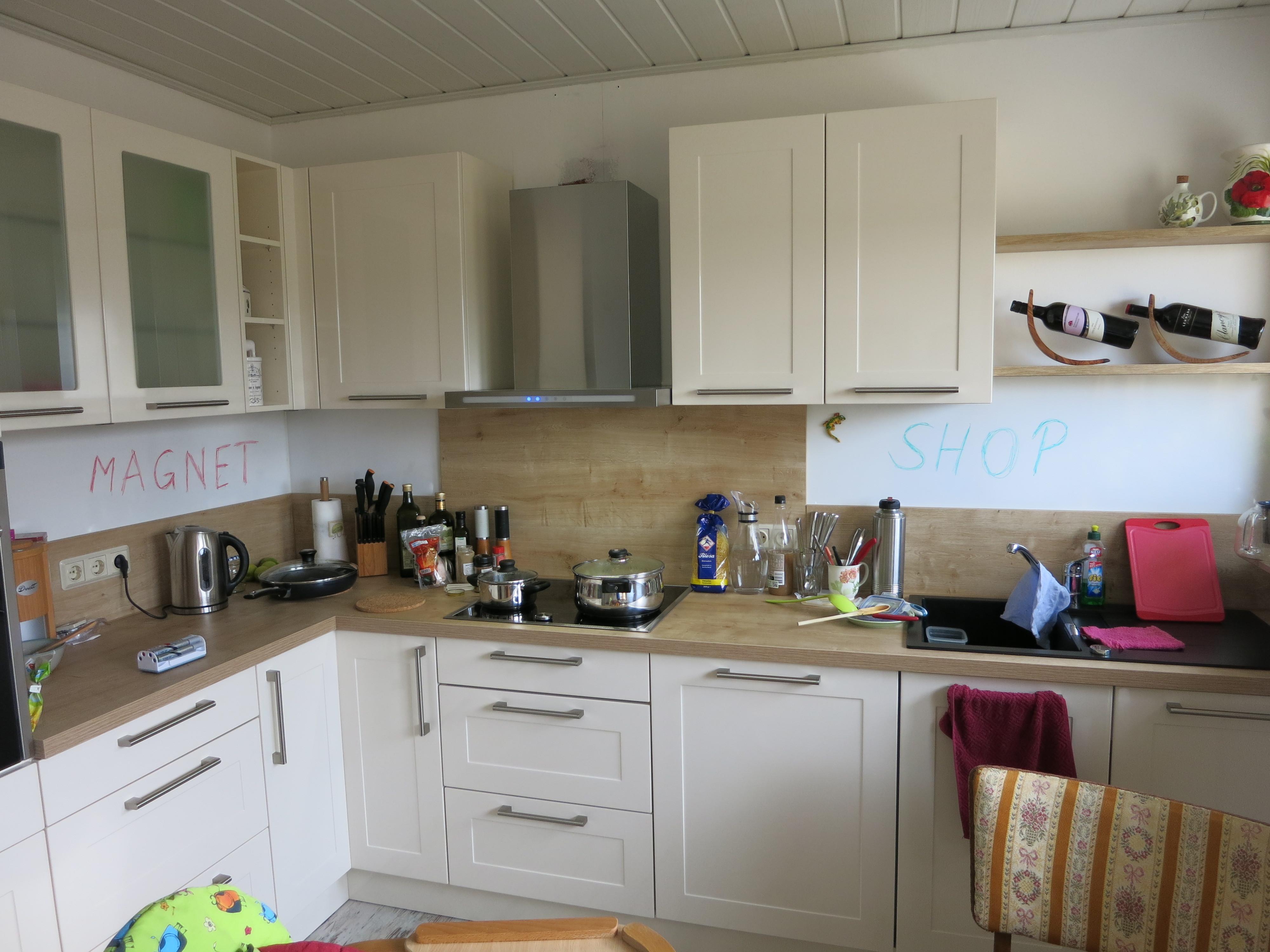 Küchengestaltung leicht gemacht mit unseren Supermagneten
