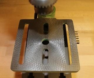Hobbyhandwerker aufgepasst! Materialanschlag mit Magneten gelöst