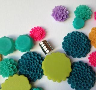 Neodym-Supermagnete als Bestandteil für kreative Produkte