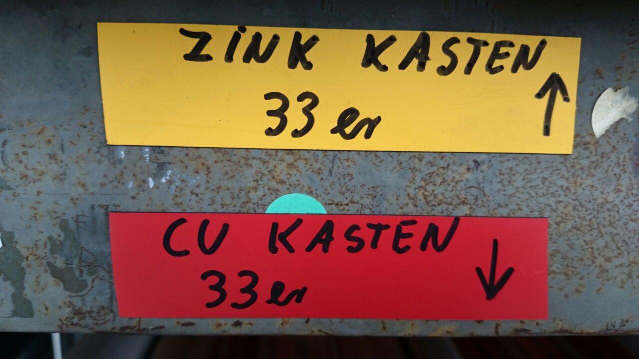 Kennzeichnungsbänder, das Beste zur farblichen Kennzeichnung