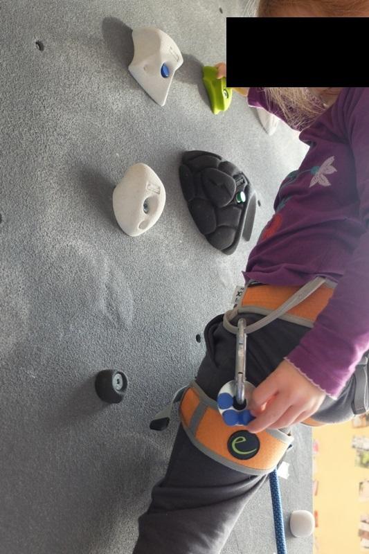 Kreative Spielidee mit Magneten ...und Klettern wird
