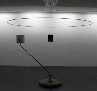 Lichtinstallation als Kunst-Projekt mit unserer Unterstützung