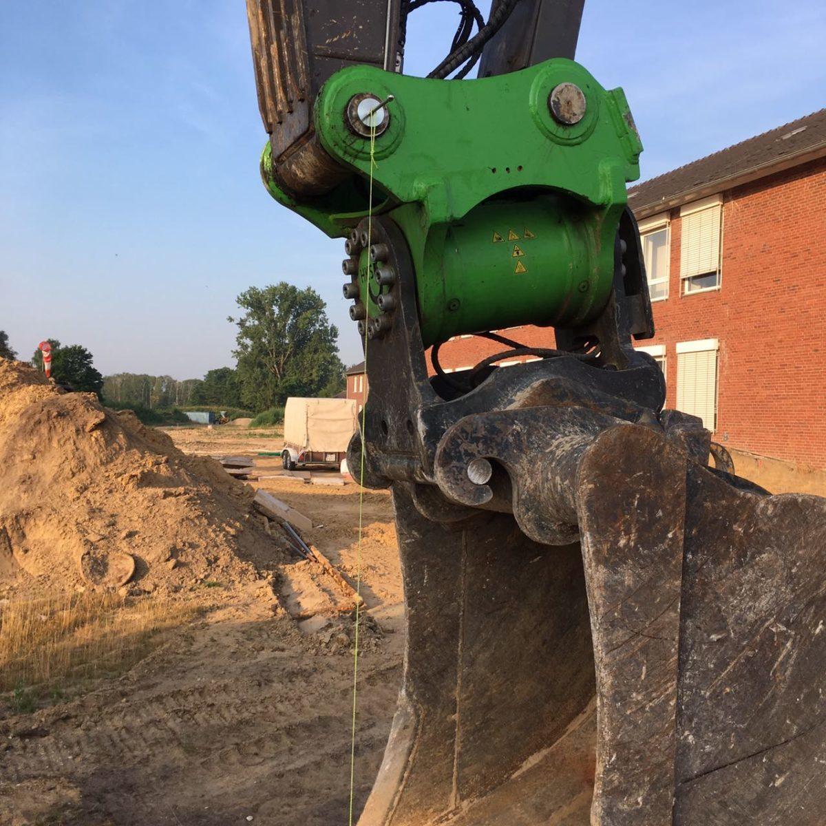 Unsere Magnete auf der Baustelle