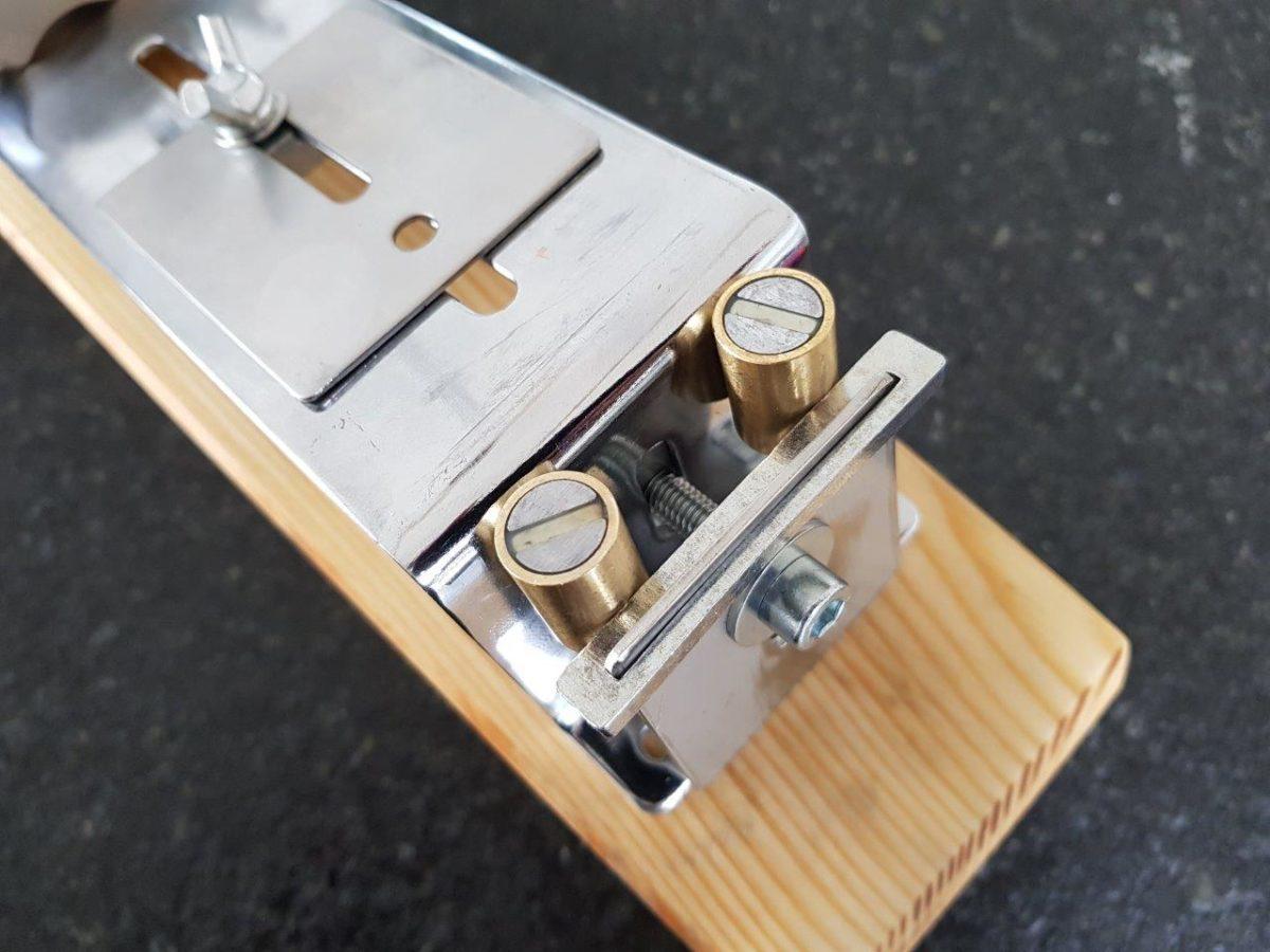 Pimp your Messerschärfer – natürlich mit Magneten