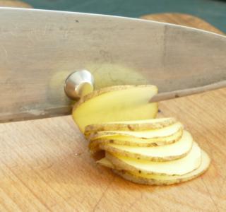 Gemüse schneller schneiden