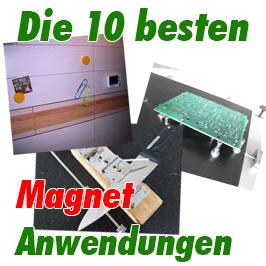 Die 10 besten Magnetanwendungen Blog