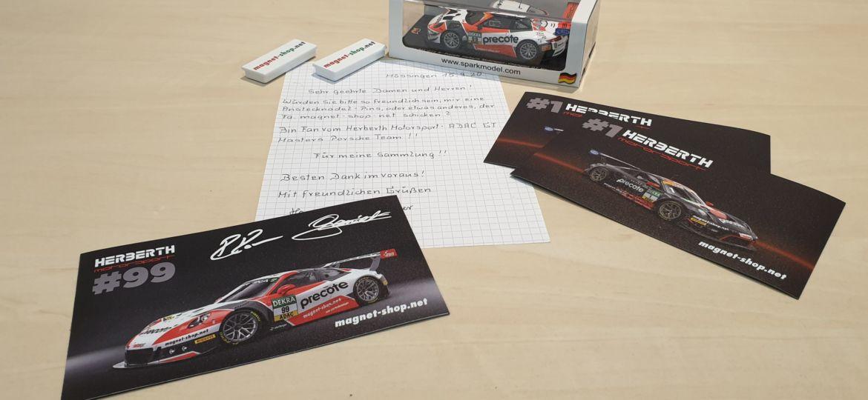 Fanpaket Herberth Motorsport