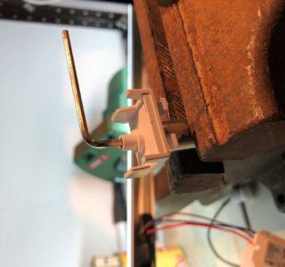 Verwendung Imbus-Schlüssel