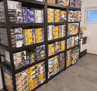 Modellbau Sammlung